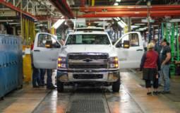 Chevrolet Silverado 4500HD, 5500HD and 6500HD enters production