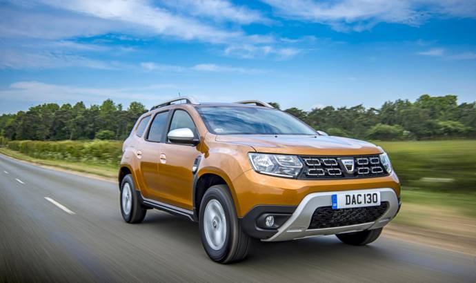 Dacia Duster 1.5 tCe pricing announced