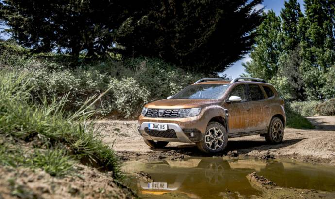 Dacia Duster gets new Blue dCi diesel engine