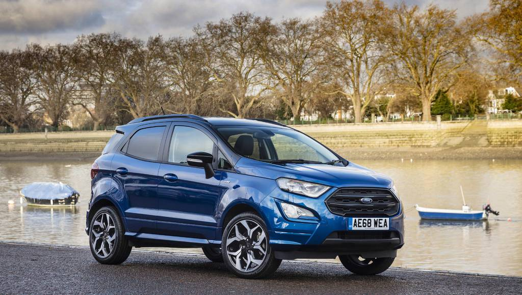 Ford EcoSport enjoys good sales in Europe