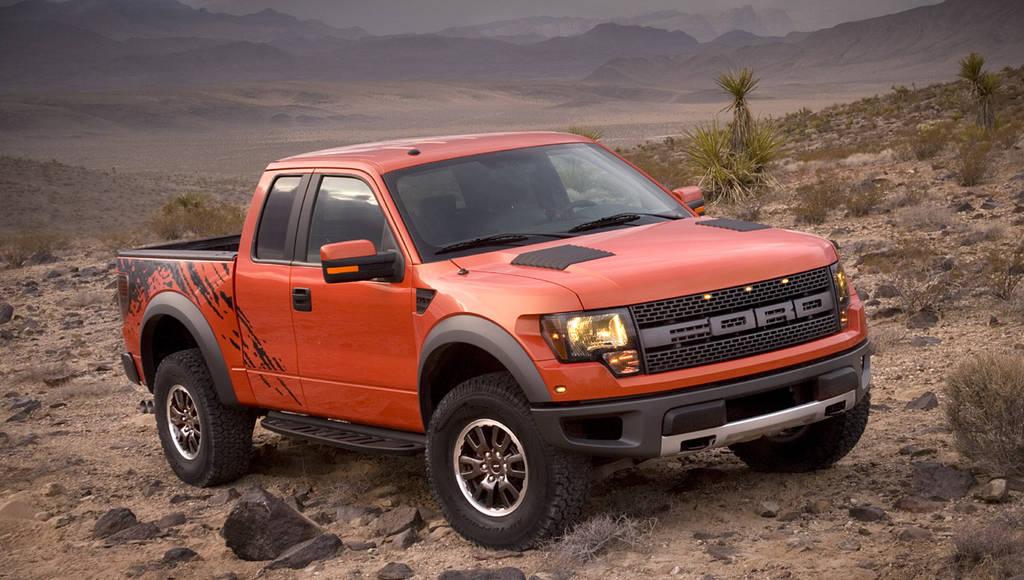 Ford announces massive recall for F-150