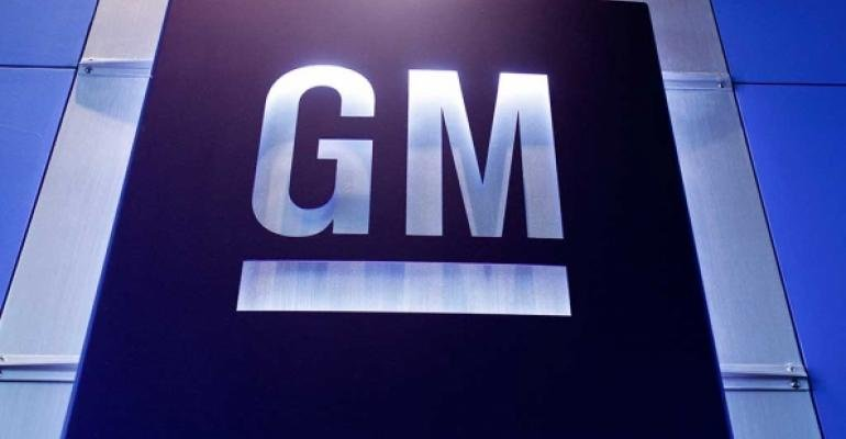 General Motor restructuring process detailed