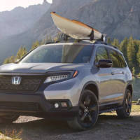 Honda Passport enters production in Alabama