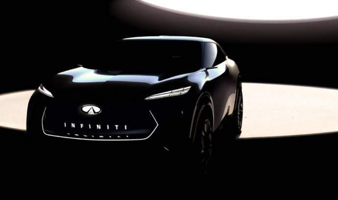 Infiniti to reveal new electric crossover at NAIAS