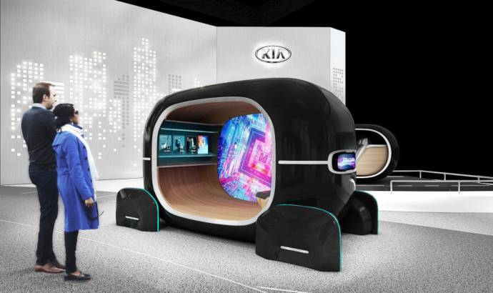 Kia Real-time Emotion Adaptive Driving system to be unveiled at CES 2019