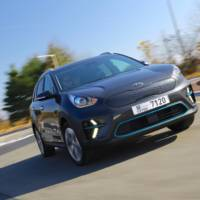 Kia e-Niro electric SUV UK pricing