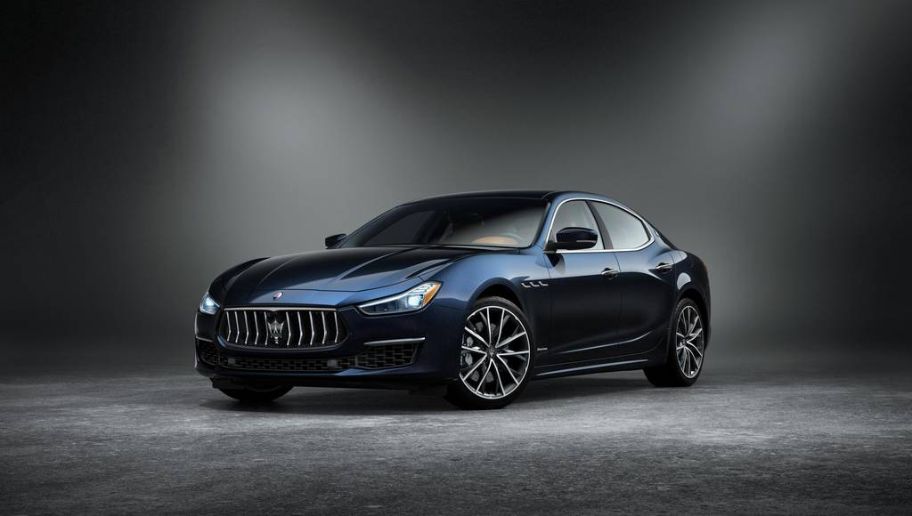 Maserati Edizione Nobile available for Ghibli, Quattroporte and Levante