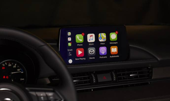 Mazda to offer Apple CarPlay and Android Auto to older cars too