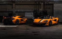 McLaren Special Operations launches Racing through the Ages collection