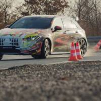 Mercedes-AMG A45 - first video teaser