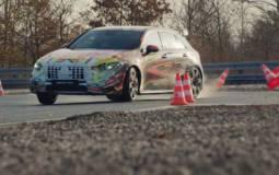 Mercedes-AMG A45 - first video teaser