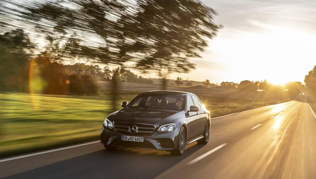 Mercedes E300 e Saloon UK pricing announced