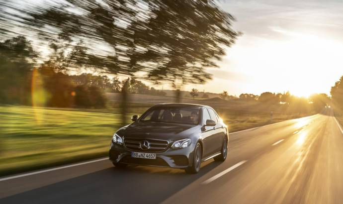 Mercedes E300 e Saloon UK pricing announced