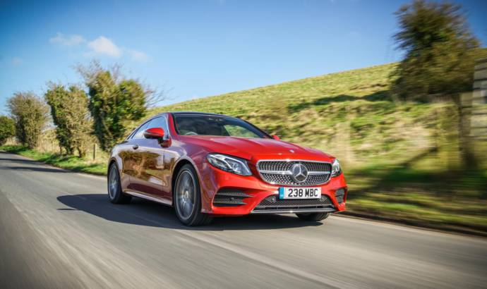 Mercedes E350 available for the E-Coupe and E-Cabriolet