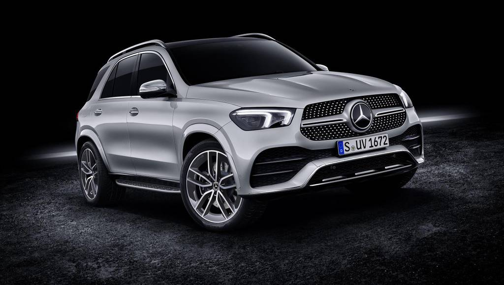 Mercedes GLE 350d 4MATIC and 400d 4MATIC launched