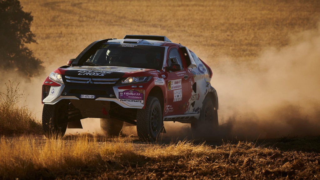 Mitsubishi Eclipse Cross T1 to compete in Dakar Rally