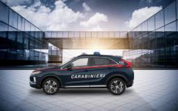 Mitsubishi Eclipse Cross helping the Italian state