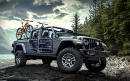 Mopar introduces 200 parts for 2020 Jeep Gladiator