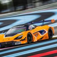 New McLaren 720S GT3 to debut in Bahrain
