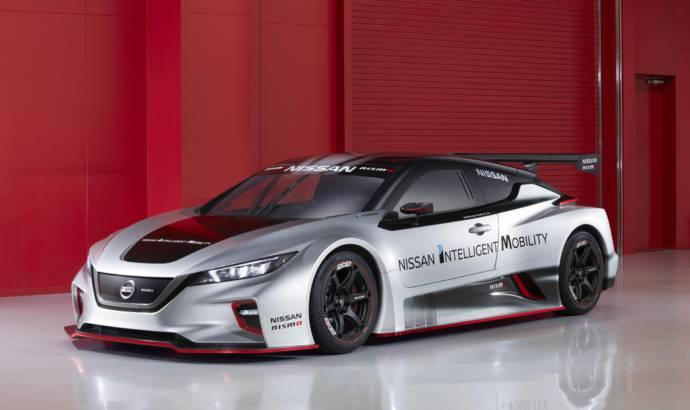 Nissan Leaf Nismo RC unveiled