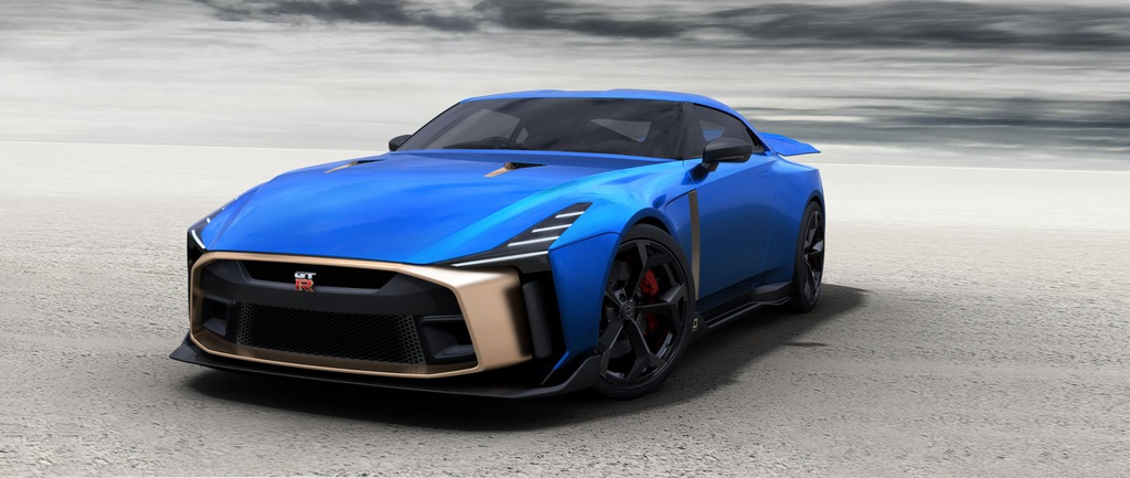 Nissan has confirmed - we will see a production version of the mighty GT-R50 concept