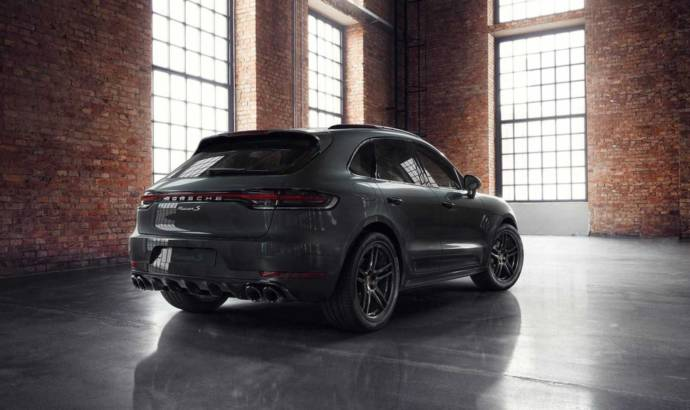 Porsche Macan S facelift spiced-up by Porsche Exclusive Manufaktur