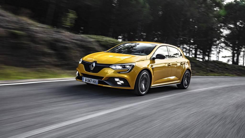 Renault Megane RS Trophy UK pricing announced