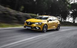 Renault Megane RS Trophy UK pricing announced