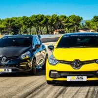 Renault Sport has launched a special line for the Clio RS - motorsport derived performance accessories