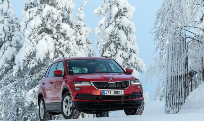 Skoda deliver 110.100 vehicles worldwide in November