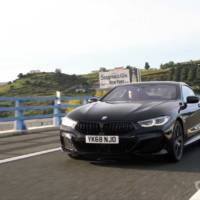 Tiff Needell is back with a classic test drive - this time is the new BMW 8 Series