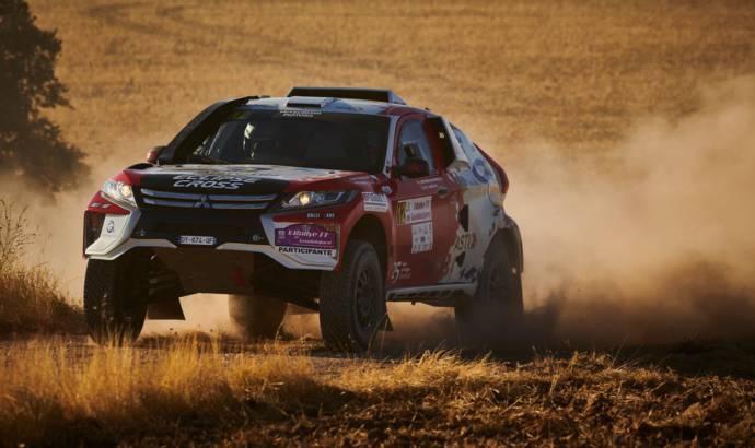 Mitsubishi Eclipse Cross T1 to compete in Dakar Rally