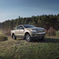 2019 Ford Ranger facelift gets detailed