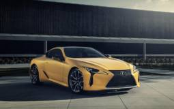 2019 Lexus LC 500 Inspiration Series announced