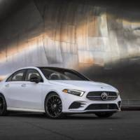 2019 Mercedes A-Class Sedan US pricing announced