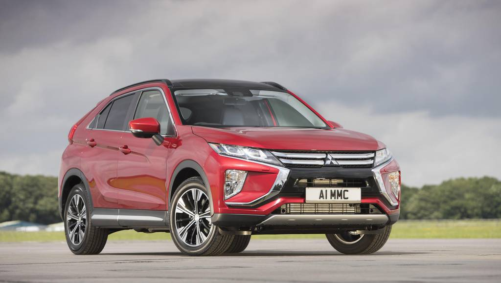 2019 Mitsubishi Eclipse Cross updates detailed