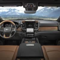 2019 Ram 2500 and 3500 Heavy Duty Laramie Longhorn Edition introduced
