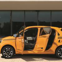2019 Renault Twingo facelift - official pictures and details
