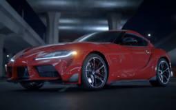 2019 Toyota Supra leaked video