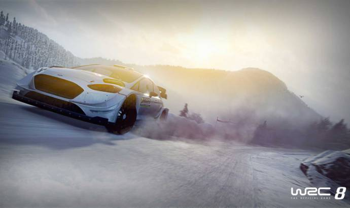 2019 WRC 8 game trailer is here