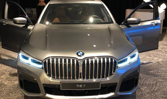 2020 BMW 7 Series - unofficial pictures