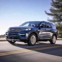 2020 Ford Explorer updates detailed