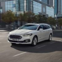 2020 Ford Mondeo facelift is here and it has a Hybrid Wagon version