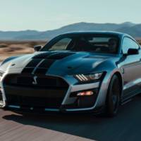 2020 Ford Shelby GT500 unveiled in Detroit