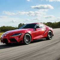 2020 Toyota Supra is here with a top version of 335 HP