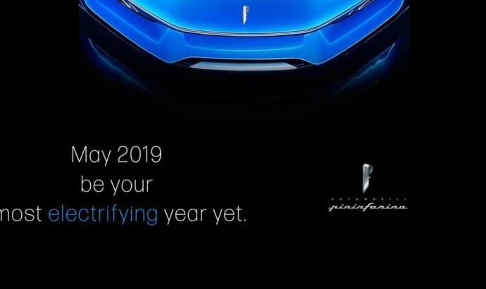 A new teaser with the Pininfarina Battista, the 1.900 bhp electric hypercar