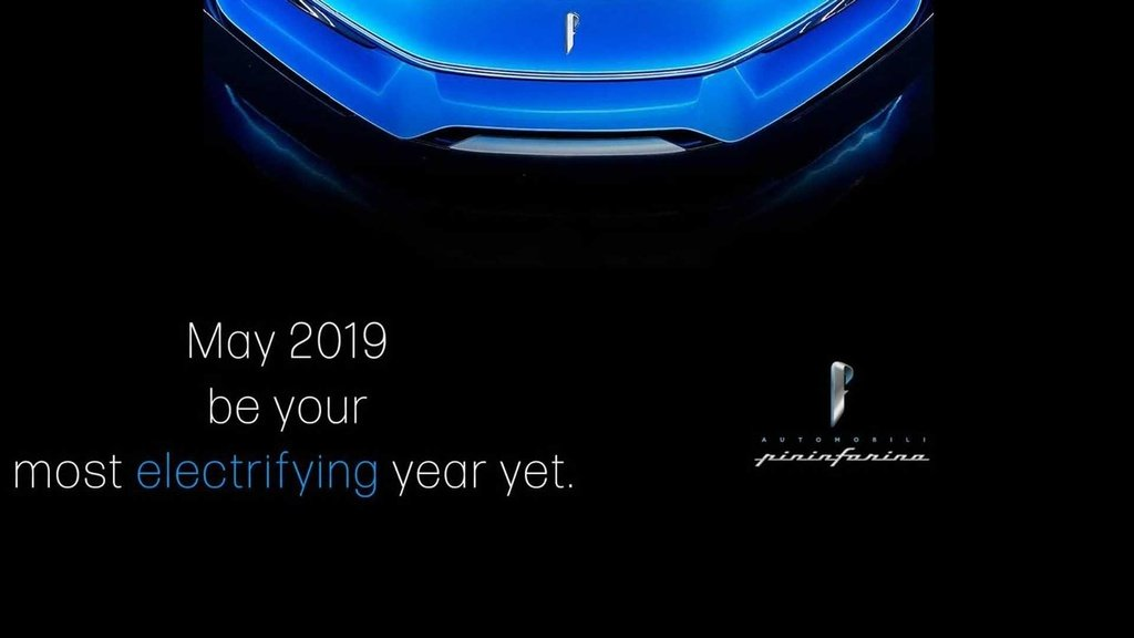 A new teaser with the Pininfarina Battista, the 1.900 bhp electric hypercar