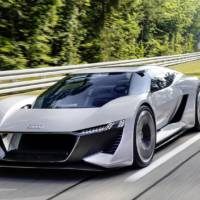 Audi PB18 e-tron supercar will have a production version