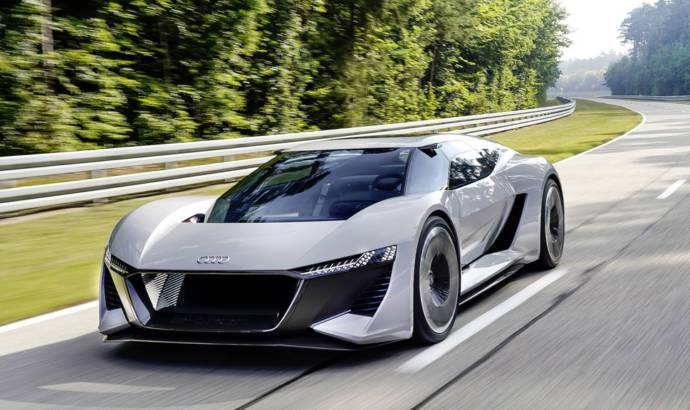 Audi PB18 e-tron supercar will have a production version