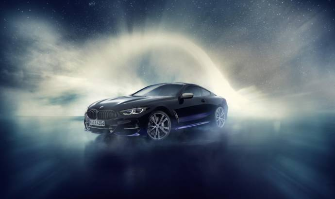 BMW Individual M850i xDrive Coupe Night Sky introduced